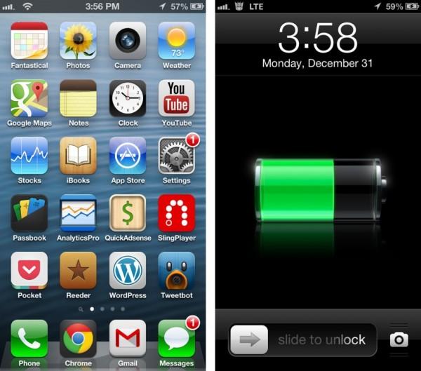 Trocando o logo da operadora em iPhone