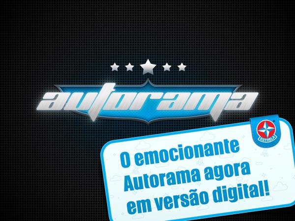 Estrela Digital - Autorama para iOS