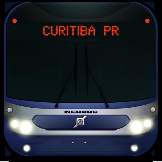 Ícone - Ônibus Curitiba