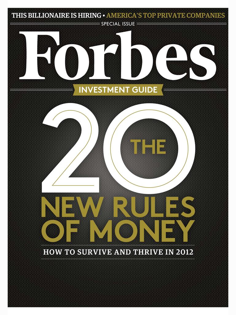 Forbes na Banca