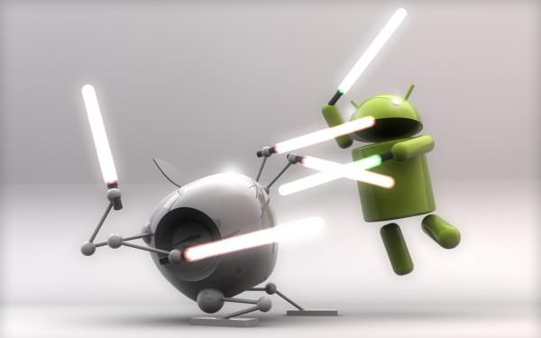 iOS (Apple) vs. Android (Google)