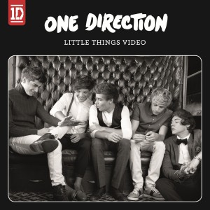 "Vídeo ""Little Things"", da banda One Direction"