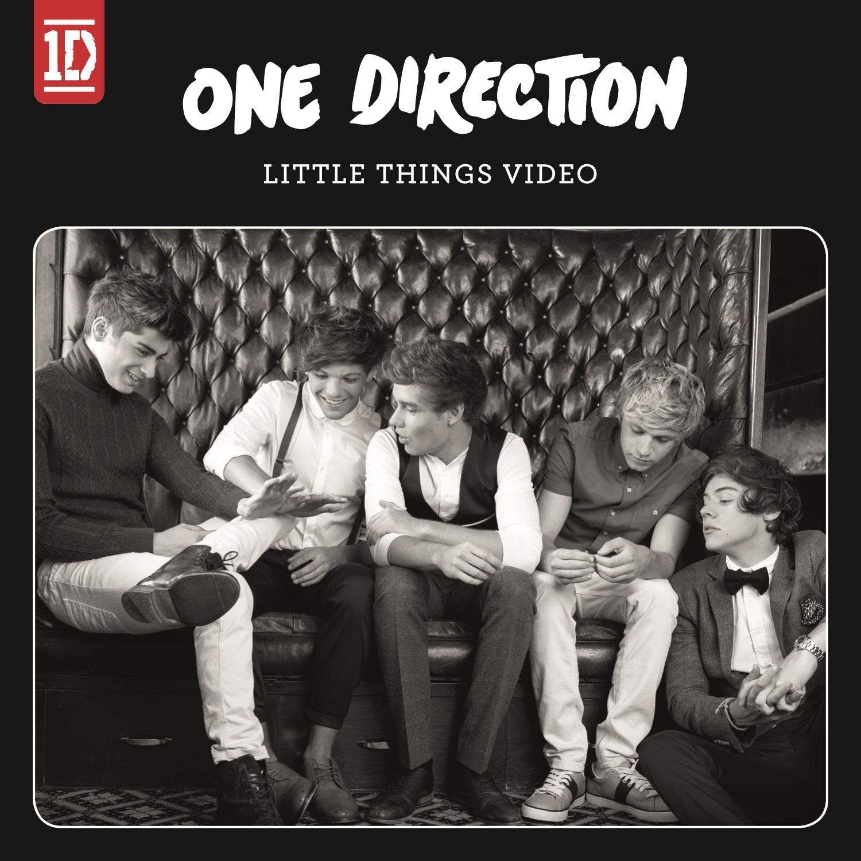 "Vídeo ""Little Things"", da banda One Direction"