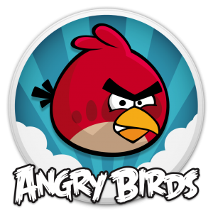Ícone - Angry Birds para Mac
