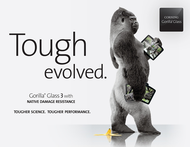 Corning - Gorilla Glass 3