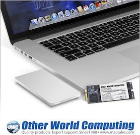 Novidades da OWC em SSD