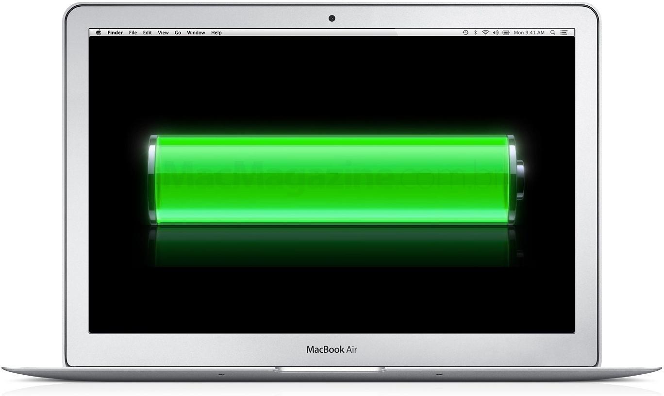 Bateria do MacBook Air