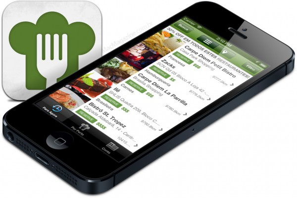 Grubster - iPhone