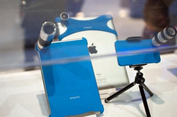 Cases com lentes da Polaroid