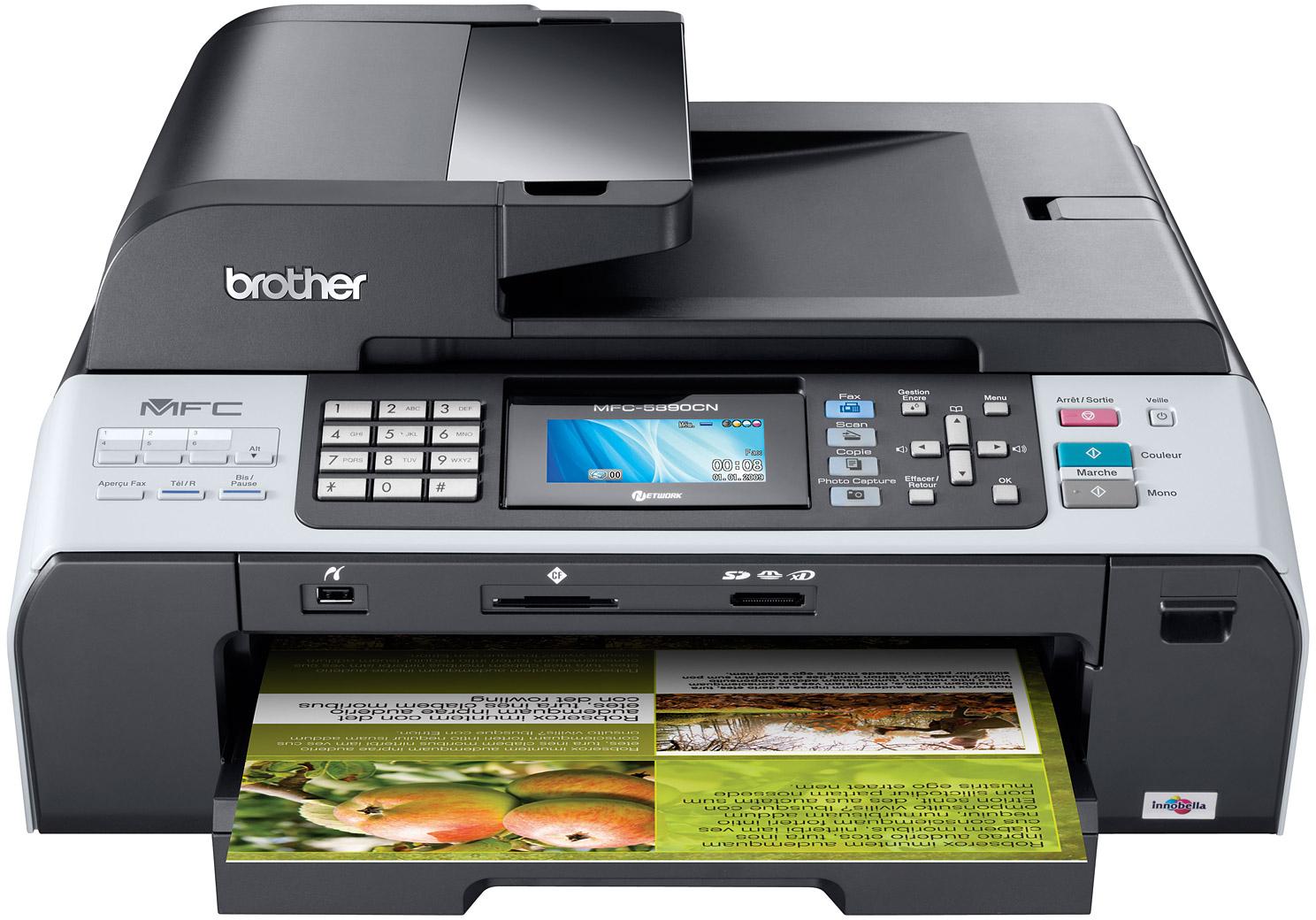Impressora da Brother
