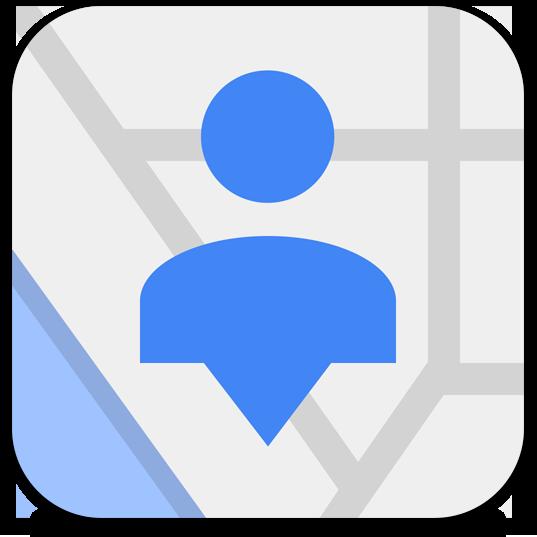 Ícone - Google Coordinate