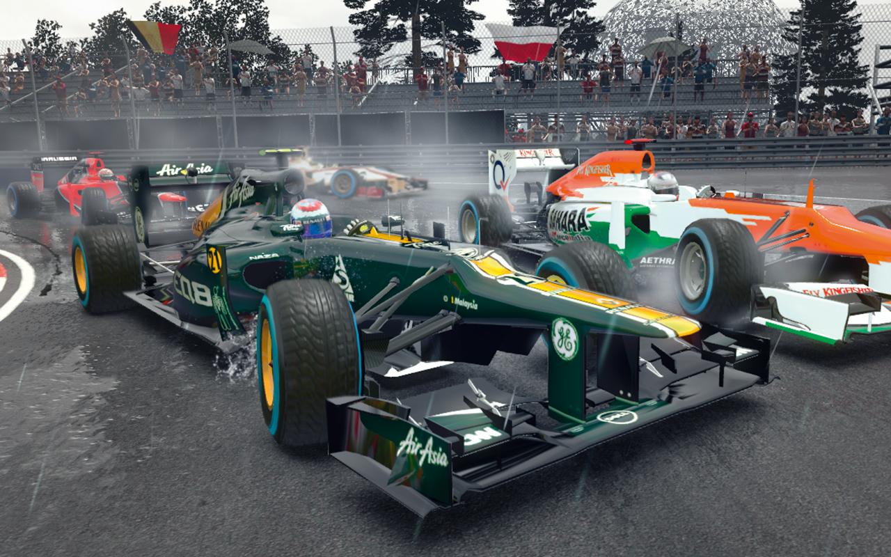 F1 2012 para Mac