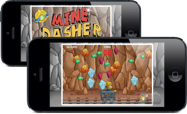 MineDasher - iPhones