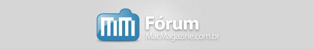 Fórum MacMagazine.com.br