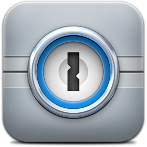 Ícone do 1Password para iOS