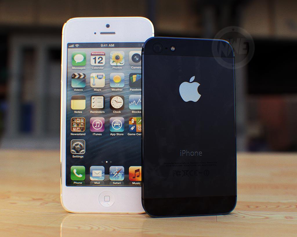Mockup de iPhone mini