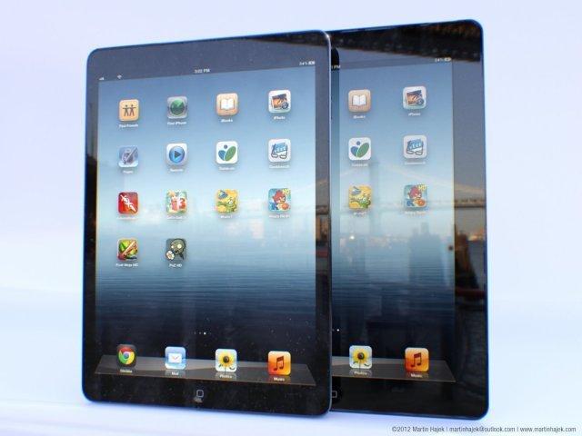 Mockup de iPad de quinta geração