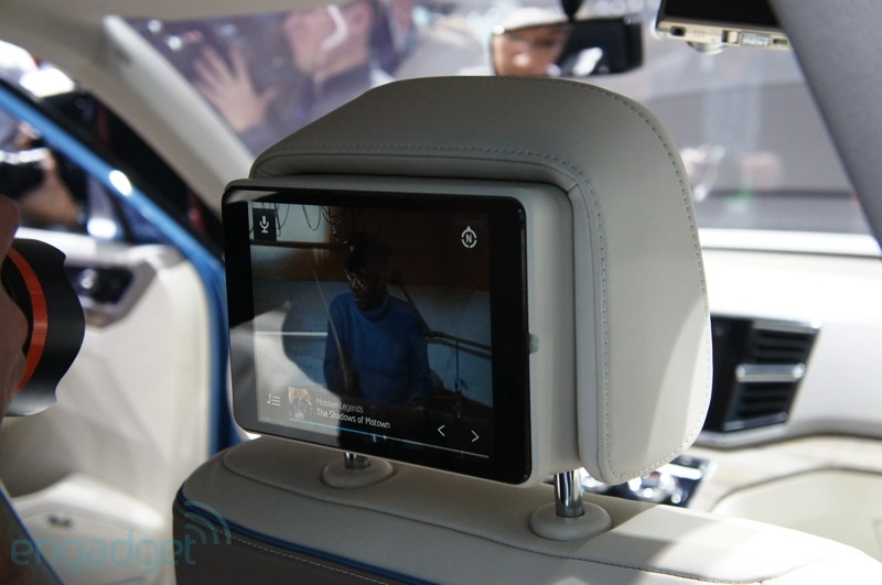 iPad mini em Volkswagen
