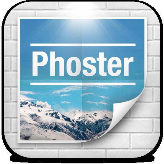 Ícone - Phoster