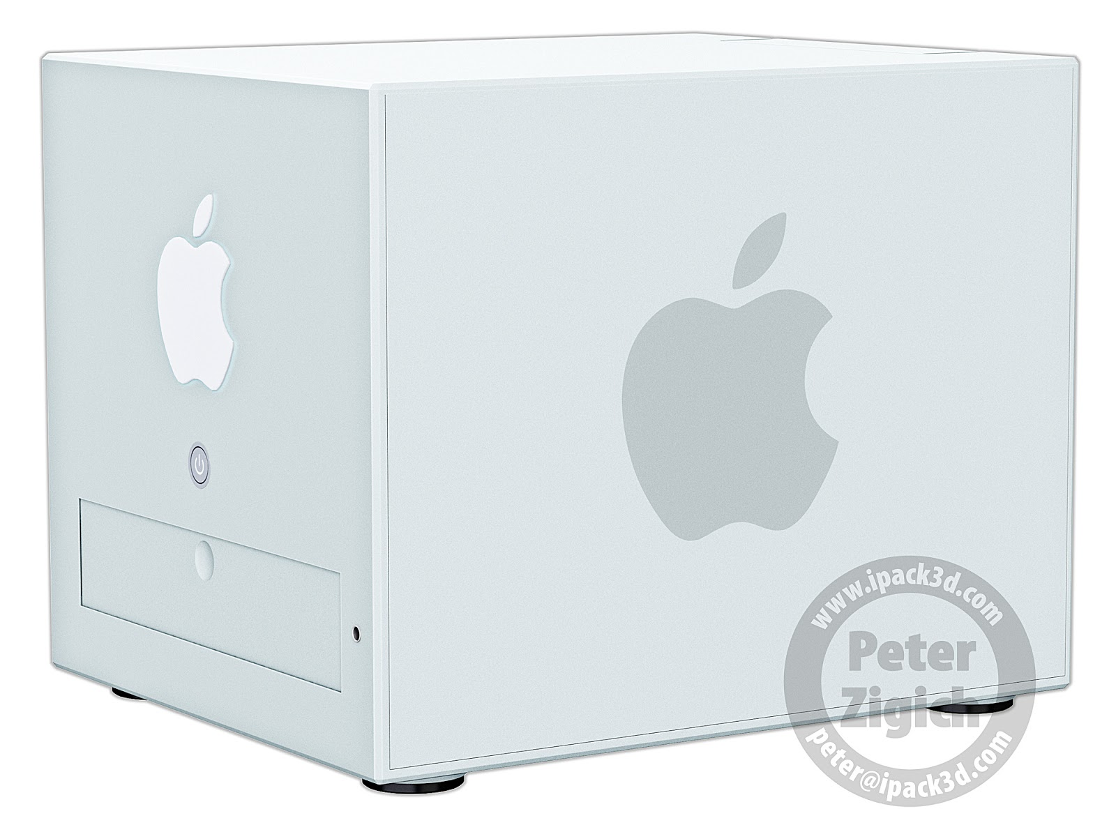 Conceito de Mac Pro