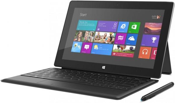 Microsoft - Surface Windows 8 Pro