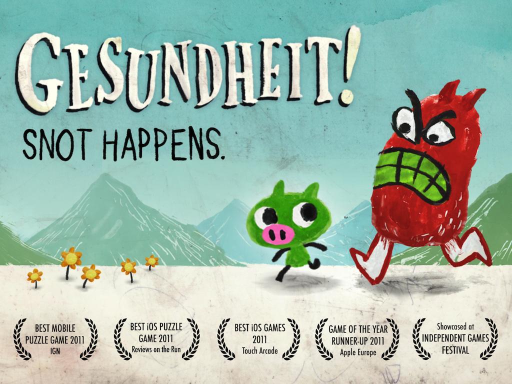 Screenshot do jogo Gesundheit!™ HD