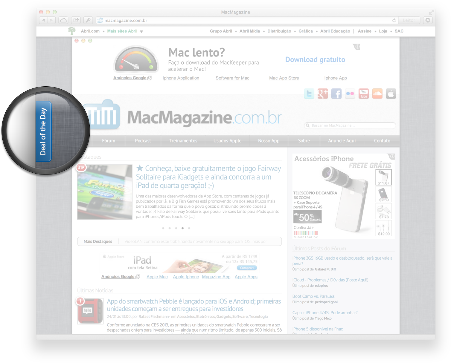 Deal of the Day - MacMagazine