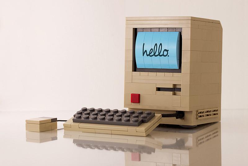 Mac de LEGO