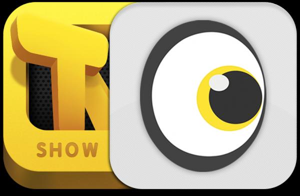 Ícones - TvShow Time