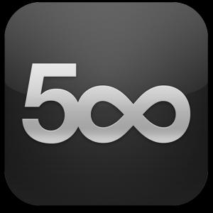 Ícone - 500px