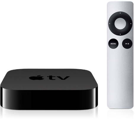 Apple TV e Remote