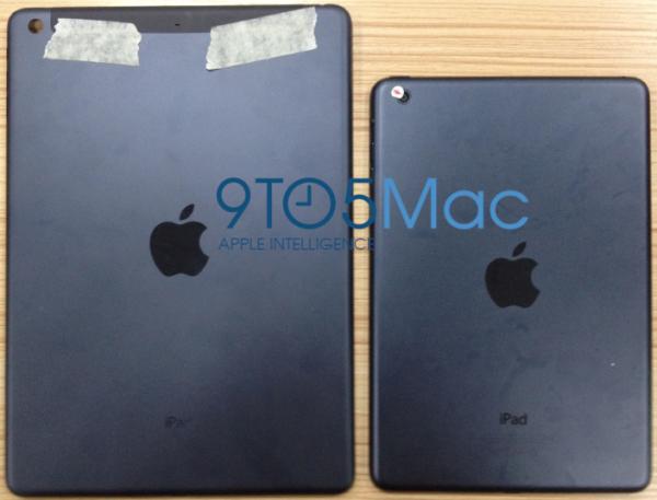 Suposta case do iPad de quinta geração