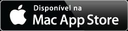 Badge / botão grande - Disponível na Mac App Store
