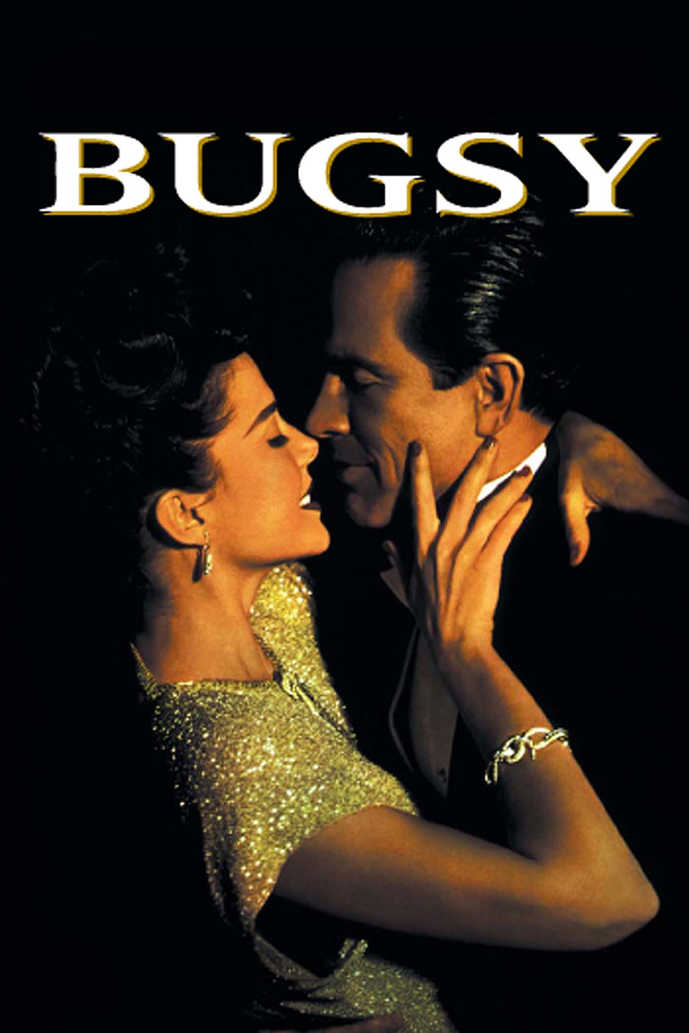 Capa do filme - Bugsy