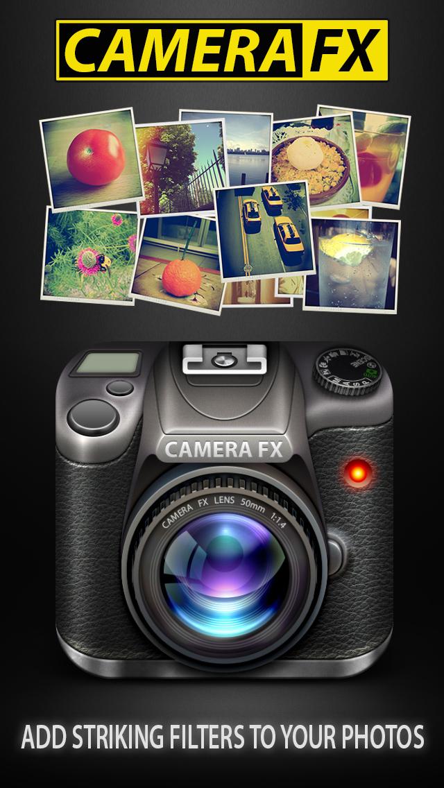 Camera FX Pro