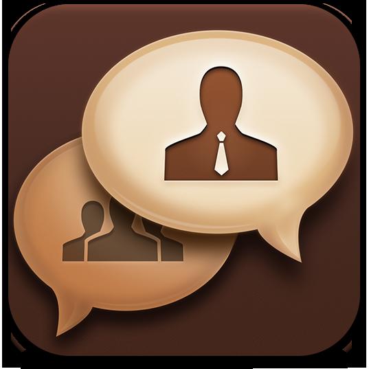 Ícone do Interview Recorder para iOS