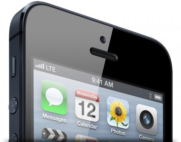 iPhone 5 com LTE