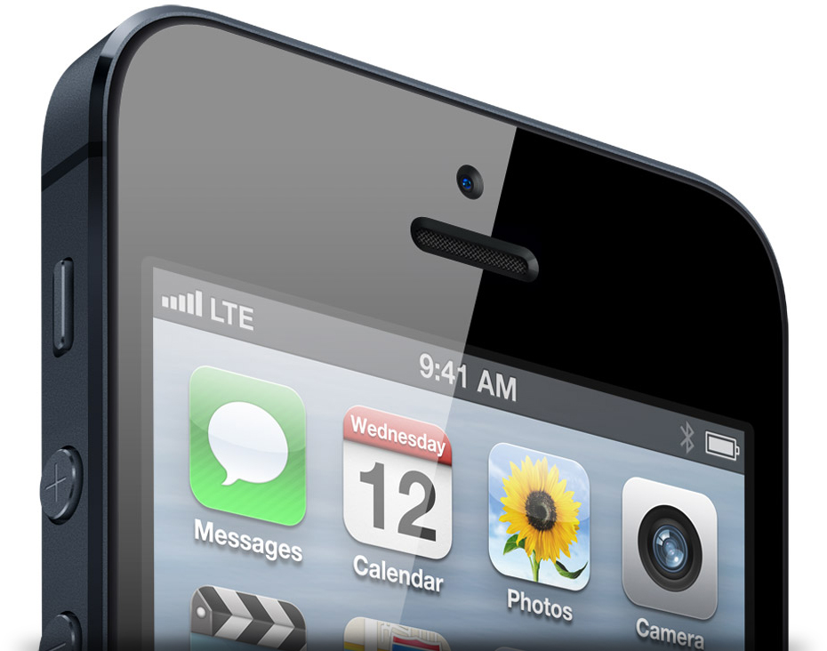 iPhone 5 com LTE