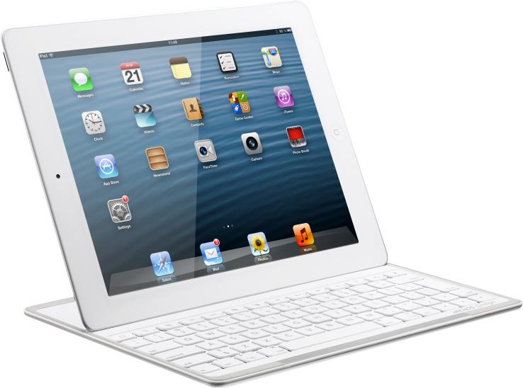 ARCHOS Design Ultra-thin Bluetooth Keyboard for iPad