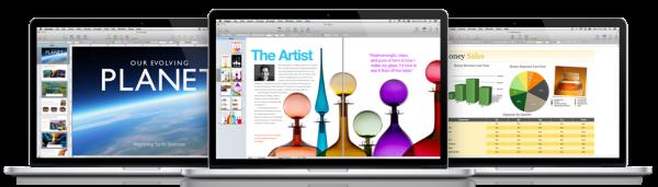 iWork - OS X