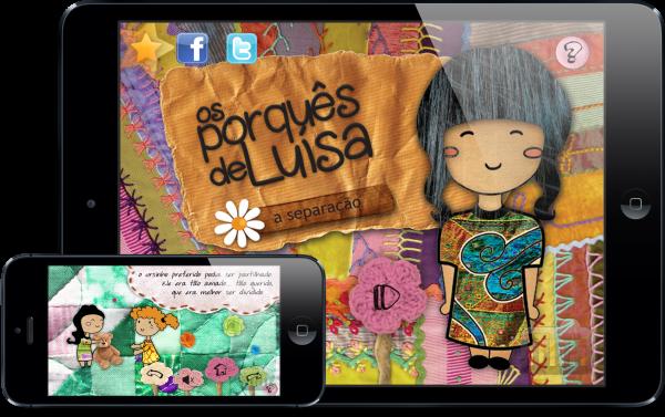 Os Porqüês de Luisa - iPad e iPhone