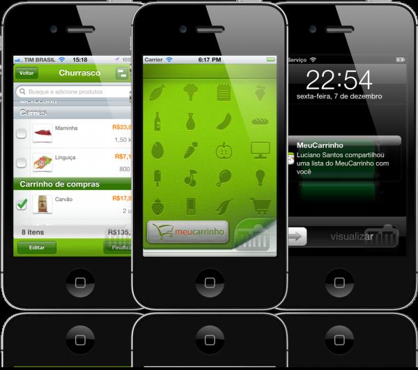 MeuCarrinho - iPhones
