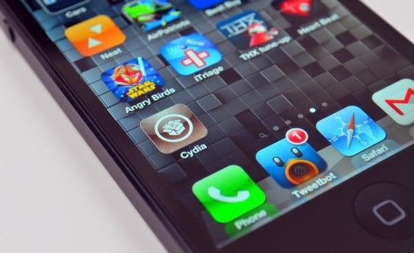 Cydia num iPhone