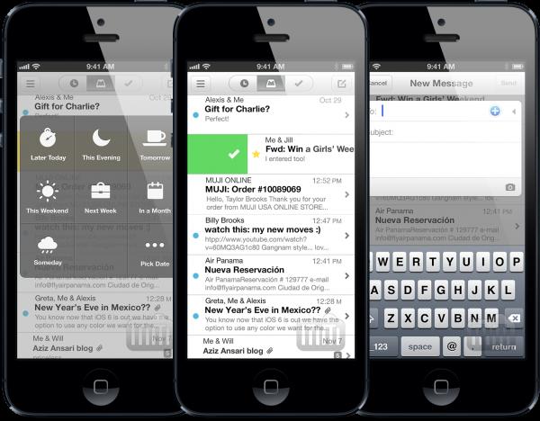 Mailbox - iPhones
