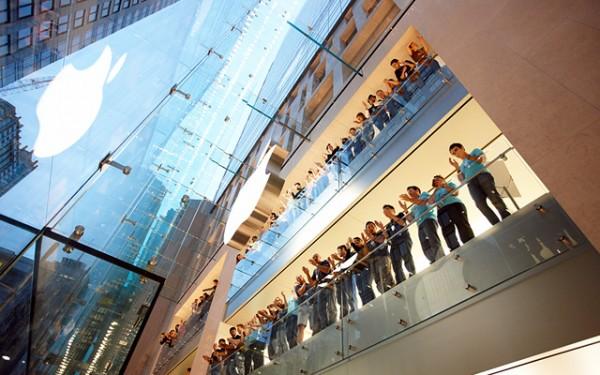 Loja da Apple em Sydney, na Austrália