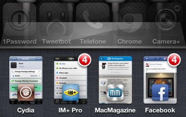 Screenshot do tweak Auxo