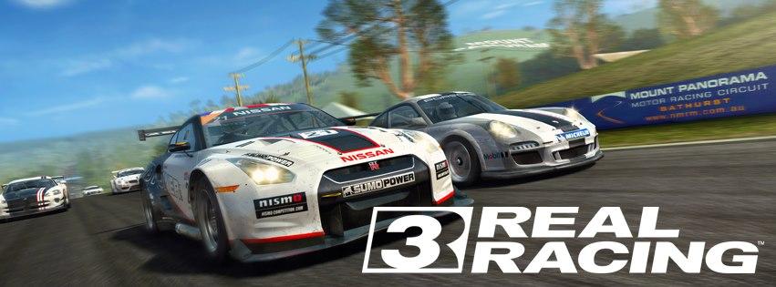 Banner - Real Racing 3