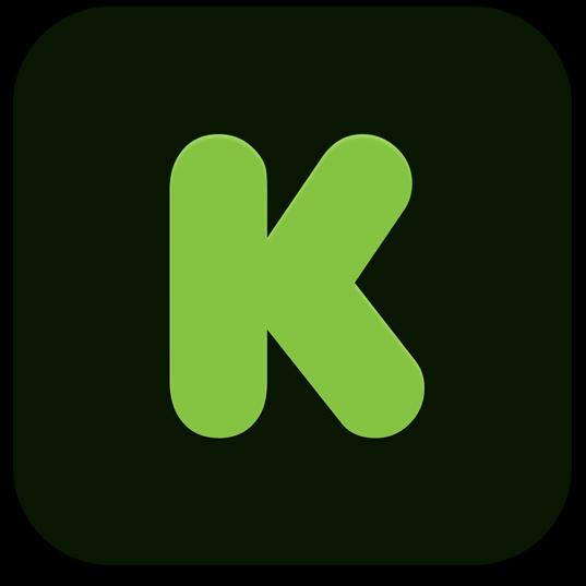 Ícone - Kickstarter