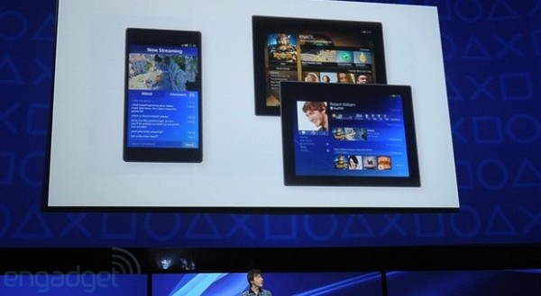 Apps do PlayStation 4