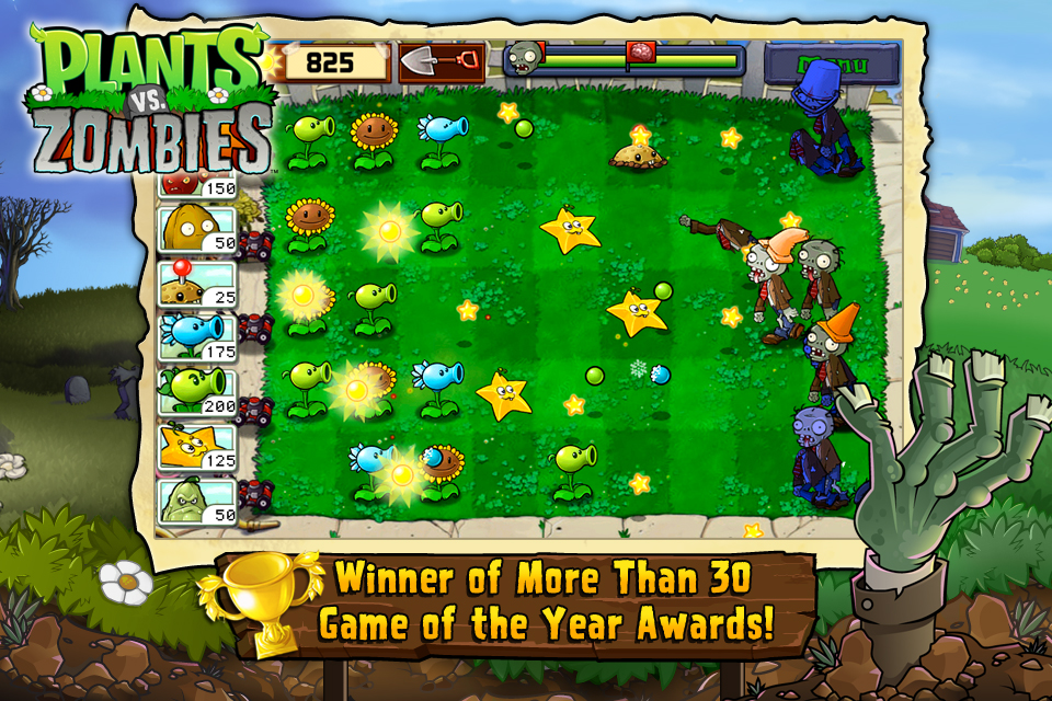 Banner - Plants vs. Zombies